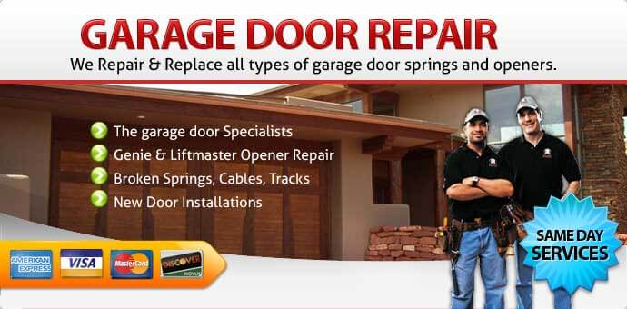 Garage door repair Imperial Beach CA